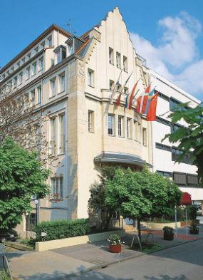 Das Kölner Hotel Viktoria