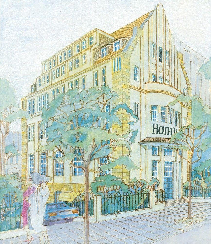 Hotel Viktoria in Köln