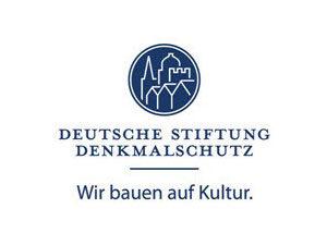 Tag des offenen Denkmals. Logo Deutsche Stiftung fuer Denkmalschutz