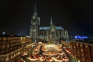 Weihnachtsmarkt Köln Hotel Viktoria