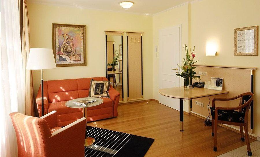 wohnen auf zeit in der residenz viktoria hotel viktoria k ln. Black Bedroom Furniture Sets. Home Design Ideas