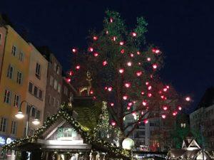 Hotel Weihnachtsmarkt Köln